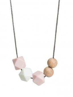 Imetyskoru (nature rosa-valkoinen-rosa)
