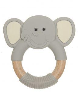 Diinglisar silikoninen perulelu, norsu | TEDDYKOMPANIET