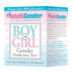 IntelliGender testi -Tyttö vai Poika ?