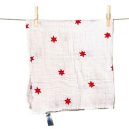 SNUTTEN harsot 3+3kpl (punaiset tähdet)