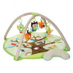 Treetop Friends Leikkikaari + vauvan tukityyny (vihreä)