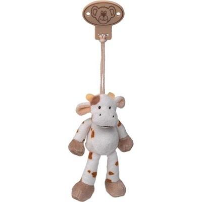 DIINGLISAR klipsilelu (lehmä)