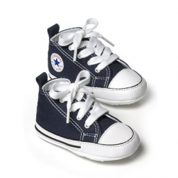 First Star Crib ensiaskelkengät NAVY BLUE - CONVERSE