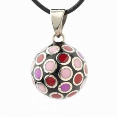 BOLA - moniväripallo (punainen)