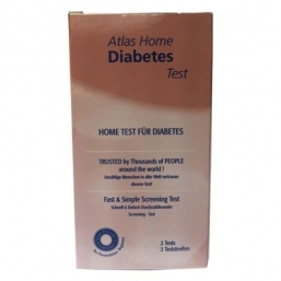 DUS10 Diabetes testi (2kpl)
