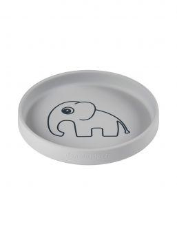 Upea Done By Deer silikonilautanen jota voit käyttää niin mikroaaltouunissa, uunissa kuin pakastaa pakkaseen. Pesu helposti astianpesukoneessa.
