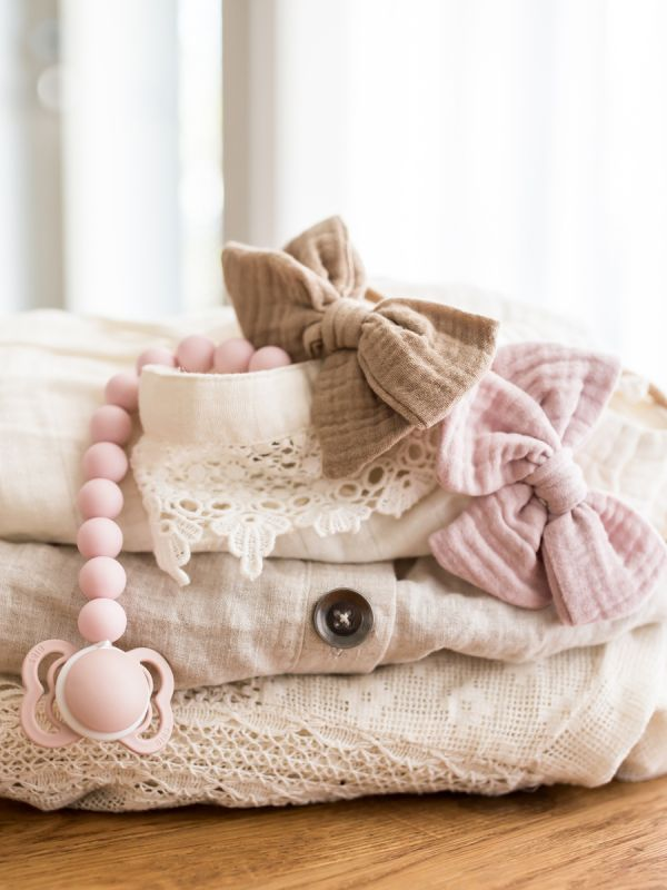 Rusettipanta Muslin collection (french rose) | GIPSYPARROT