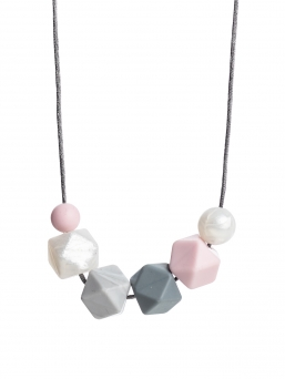 Imetyskoru (helmi rosa-helmiäinen-marmori)