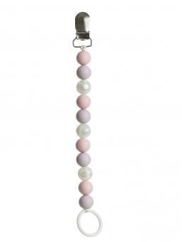 Tuttinauha (lila-rosa-helmiäinen)