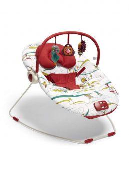 Capella Babyplay vauvan sitteri värinällä ja musiikilla