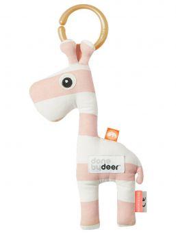 To go friend, Raffi, powder. Ota Done By Deer Nozo leluystävä minne ikinä menetkin. Lelulenkin avulla on helppo kiinnittää Nozo esimerkiksi vaunuun, rattaisiin tai lelukaareen leikkimatossa.