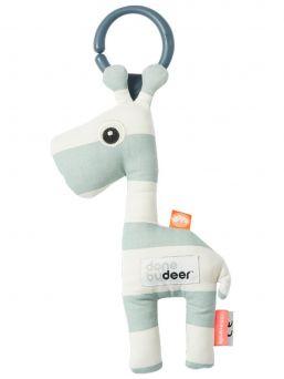 To go friend, Raffi, blue. Ota Done By Deer Nozo leluystävä minne ikinä menetkin. Lelulenkin avulla on helppo kiinnittää Nozo esimerkiksi vaunuun, rattaisiin tai lelukaareen leikkimatossa.