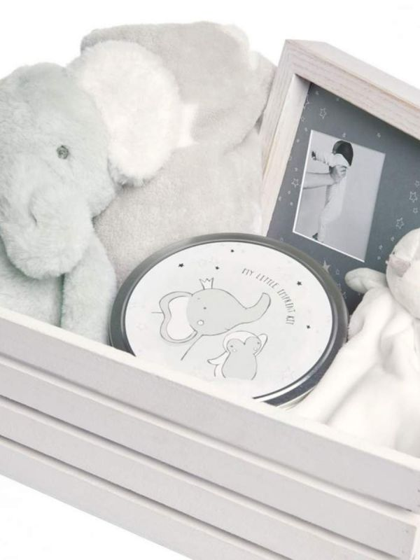 My 1st gift hamper lahjakori vauvalle |MAMAS & PAPAS