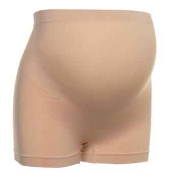 Shortsi malliset Esprit äitiysalushousut, jotka tukevat kasvavaa raskausmahaa.