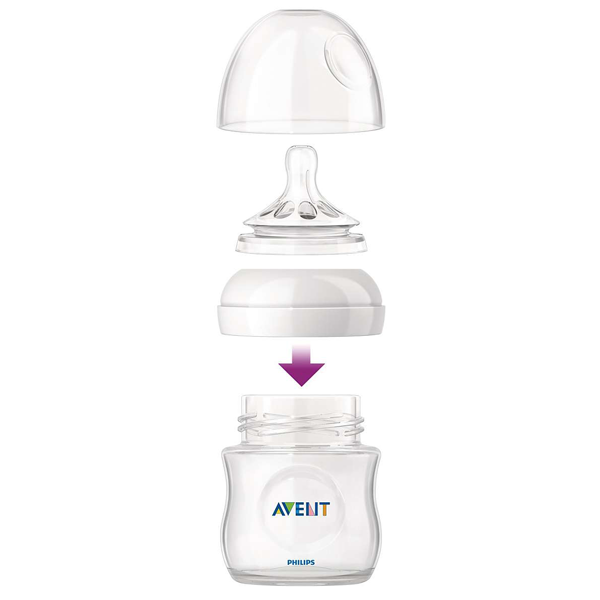 AVENT Natural lasituttipullo 120ml