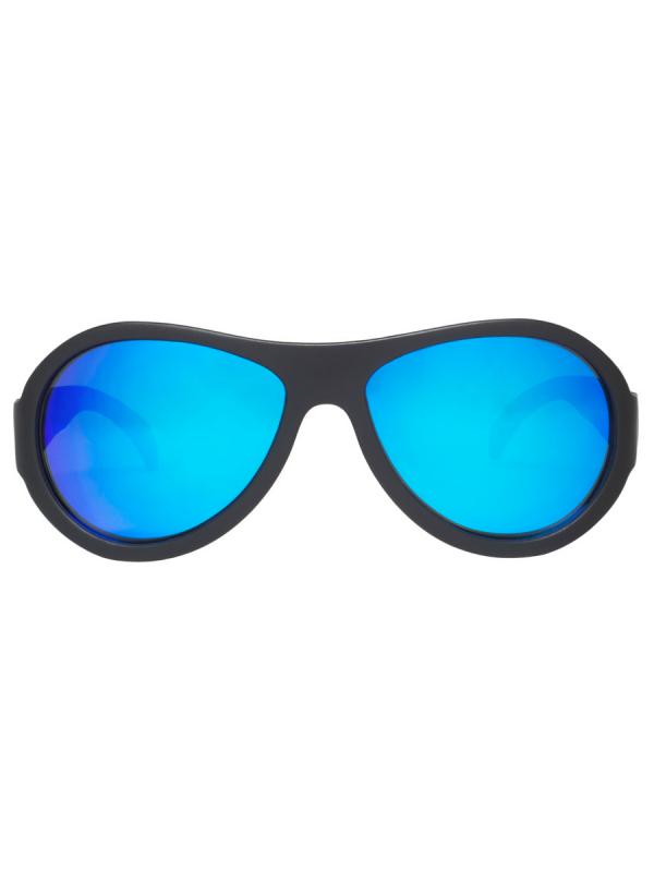Babiators Aces aurinkolasit 6-14v (musta sinisillä linsseillä)