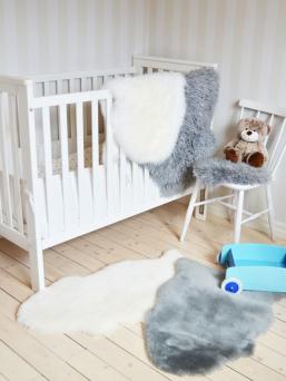 Skinnwille Babycare talja vauvalle (valkoinen)