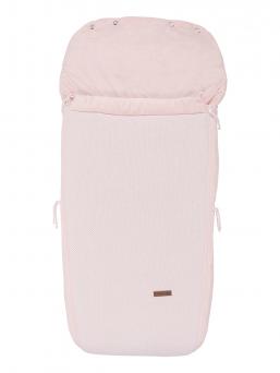 Rattaisiin suunniteltu isokokoisempi Baby´s Only lämpöpussi. Lämpöpussi pitää lapsen lämpimänä pidemmilläkin ratasreissuilla sekä lapsen nukkuessa rattaissa. Lämpöpussissa kätevä vetoketju, jonka saa helposti auki ja raolleen.