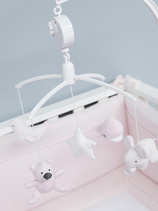 Mobile pinnasänkyyn | BABY´S ONLY (rosa)