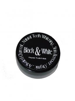Luonnollinen hampaidenvalkaisija 15g | BLACK & WHITE