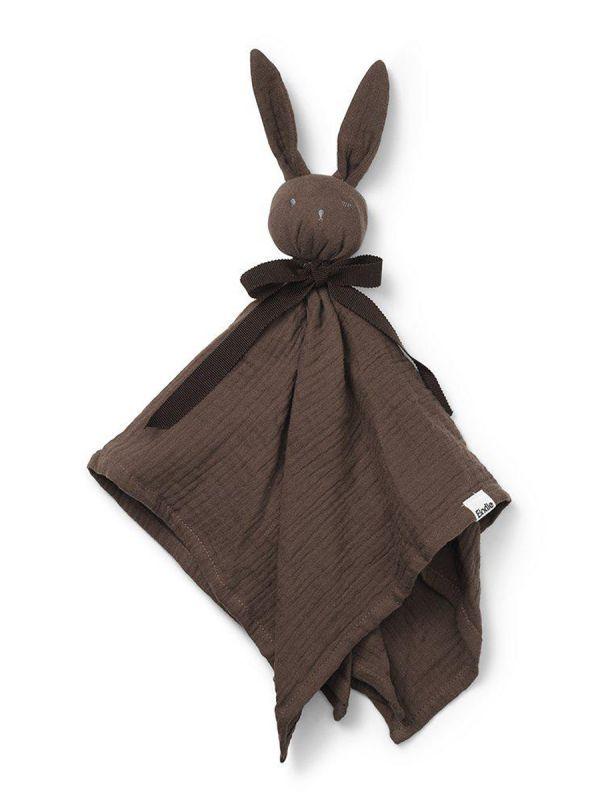 Elodie Detailsin Blinkie Coco Chocolate harsopupu on vauvan pehmeä ystävä, joka toimii myös unileluna. Pehmeä ja kooltaan juuri sellainen, että se kulkeutuu helposti mukana mihin tahansa.