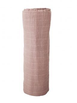 Harsoliina 120x120cm, blush   MUSHIE