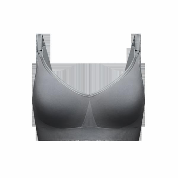BRAVADO the body silk seamless imetysliivit (silver)