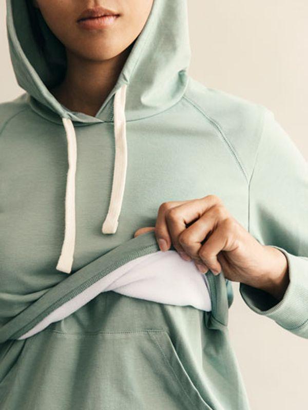 Boob Design B-warmer imetyshuppari pitää rinnat lämpiminä ja ehkäisee rintatulehduksen saamista.