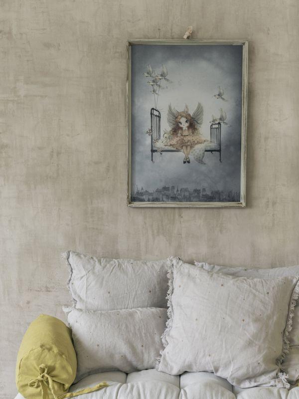 Mrs Mighetto MISS OLIVIA 50x70