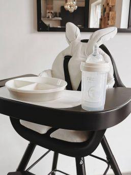 Pupu istuinpehmuste syöttötuoliinv valkoinen   CHILDHOME