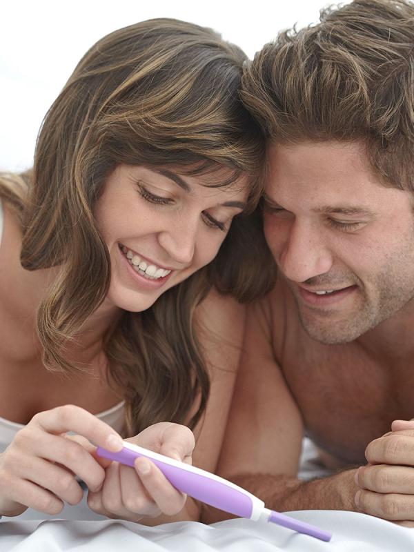 CLEARBLUE Digital ovulaatiotesti KAKSOISHORMONI (10 kpl)