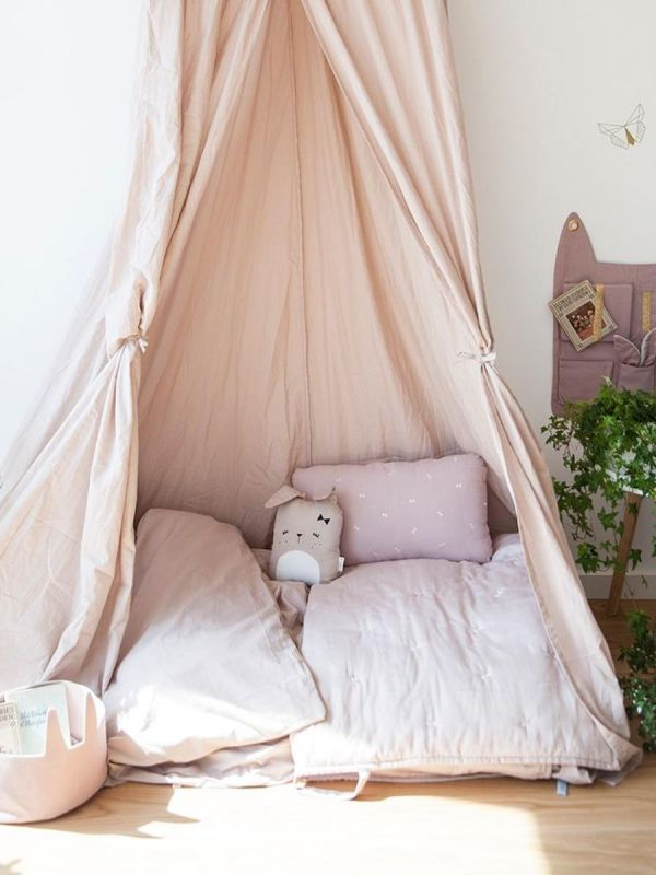 Fabelab Dreamy pussilakanasetti vauvalle (mauve)