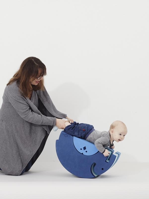 bObles Elefantti marmori-rosa, kehittää lapsen motoriikkaa