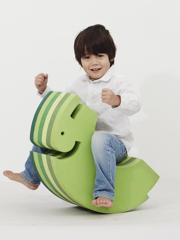 bObles Elefantti marmori-harmaa, kehittää lapsen motoriikkaa