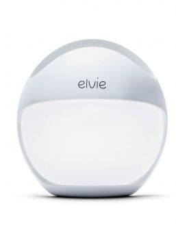 Elvie Curve alipainepumppu on puettava rintapumppu, joka on helppokäyttöinen, kevyt ja jonka otat helposti mukaan. Paina pumpun kylkeä muodostaaksesi alipaineen ja anna maidon virrata säiliöön.
