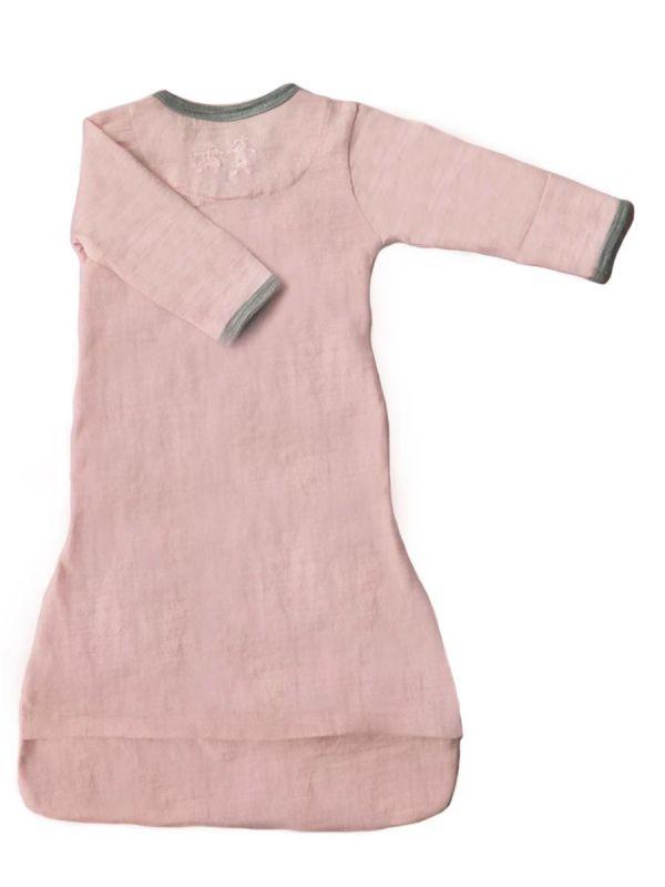 Cocooi Gown vastasyntyneen yöpaita villaa 0-3 kk
