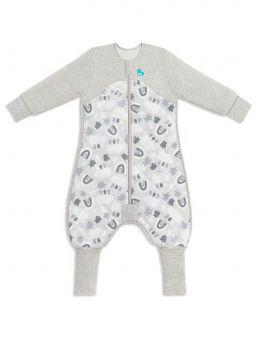 Love To Dream- 2.5 Tog lämmin unihaalari on täydellinen vauvoille, jotka ovat alkaneet liikkua sekä taaperoille, jotka ovat aina menossa. Unihaalari on monikäyttöinen.