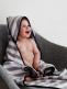 Huppupyyhe lapselle | BABY WALLABY