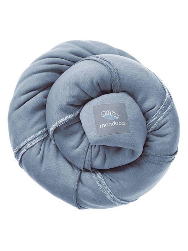 Manduca Sling kantoliina on 100% luomupuuvillatrikoota. Sling on sidottava kantoliina, jossa kannat vauvaasi vastasyntyneestä alkaen. Sopii myös keskosvauvoille.