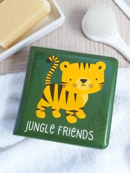 Kylpykirja, Jungle friends