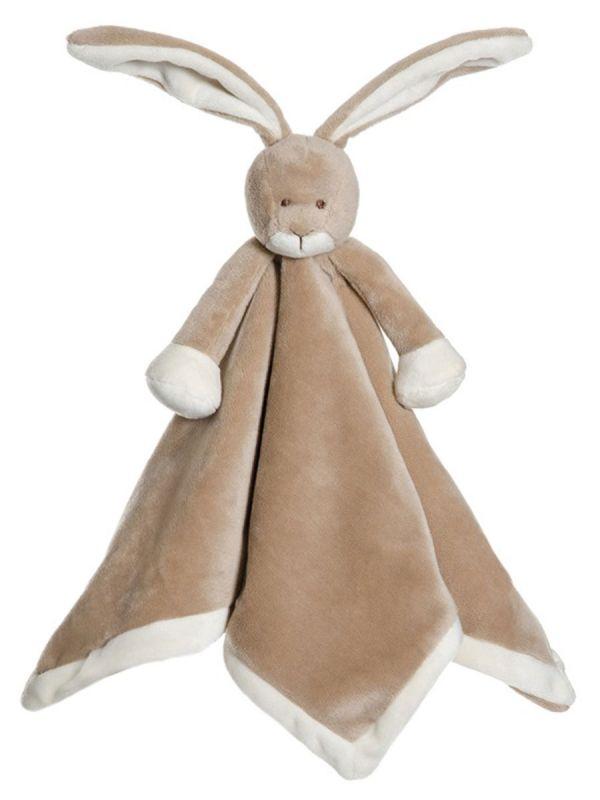 Teddykompaniet uniriepu vauvasi turvaksi ja rauhoittamiseksi. Suloinen, pehmeä unilelu lapsellesi. Tulevatko heistä pitkäaikaiset ystävykset?