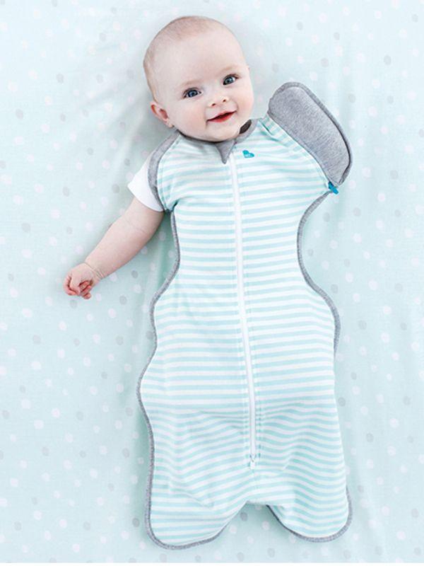 Love To Swaddle UP™ 50/50 -unipussi auttaa vauvaasi siirtymään kapaloinnista lähemmäs itsenäisen unen vaihetta. Unipussin ja kapalon yhdistelmää voi käyttää kapalona, tai vapauttaa yhden tai kummatkin kädet unipussin tavoin.