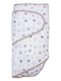 MIRACLE BLANKET. Auta vauvaasi nukkumaan paremmin kuin koskaan olet kuvitellutkaan. Miracle Blanket® kapalo on 100% pehmeää ja hengittävää puuvillaa.