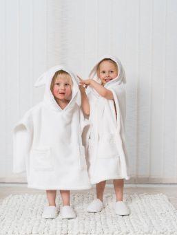 Lasten ponchopyyhe (1-5v.) | LUINLIVING