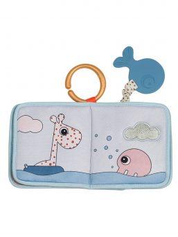 Suloinen vedenkestävä Done By Deer kylpykirja - lisänautintoa lapsesi kylpyhetkiin.