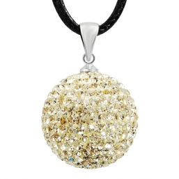BOLA - kristalli 20mm (kulta)