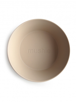 Mushie lapsen polypropyleenimuoviset kipot, 2-pack. Kipot voi kuumentaa mikroaaltouunissa ja pestä astianpesukoneessa. Kaunista, helppoa ja vaivatonta ruokailua.