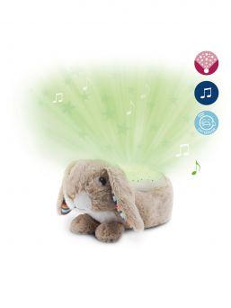 Zazun Ruby pupu yövalaisin valaisee maagisen tähtitaivaan lastenhuoneen kattoon, samalla soittaen rauhoittavia melodioita. Uni tulee nopeasti tähtitaivaan olla samalla rauhoittaen lasta.