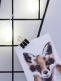 Upea Laa Laa Living  pupunmuotoinen seinäristikko. Saat kauniisti esille kortit, rakkaat kuvakollaasit valokuvista ja muut muistettavat paperit.