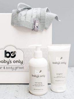 Lahjapaketti vauvan ihonhoitoon | BABY´S ONLY